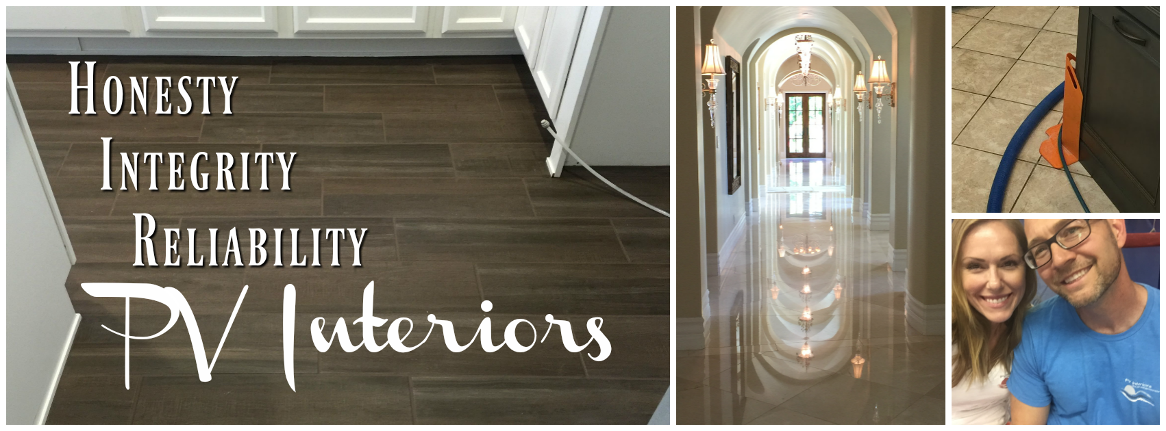 Tile Cleaning Pv Interiors