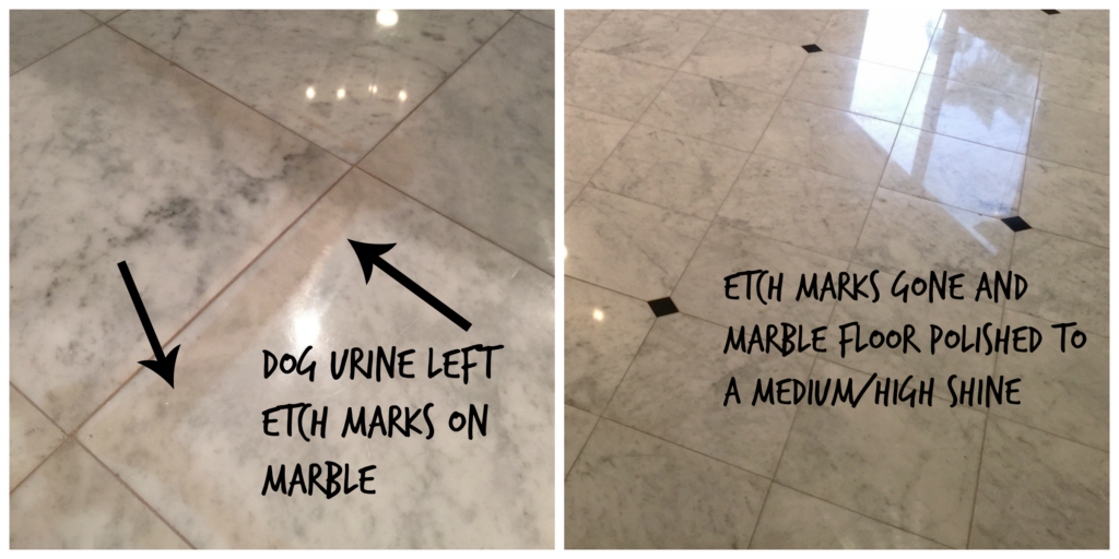 Marble Polishing & Cleaning