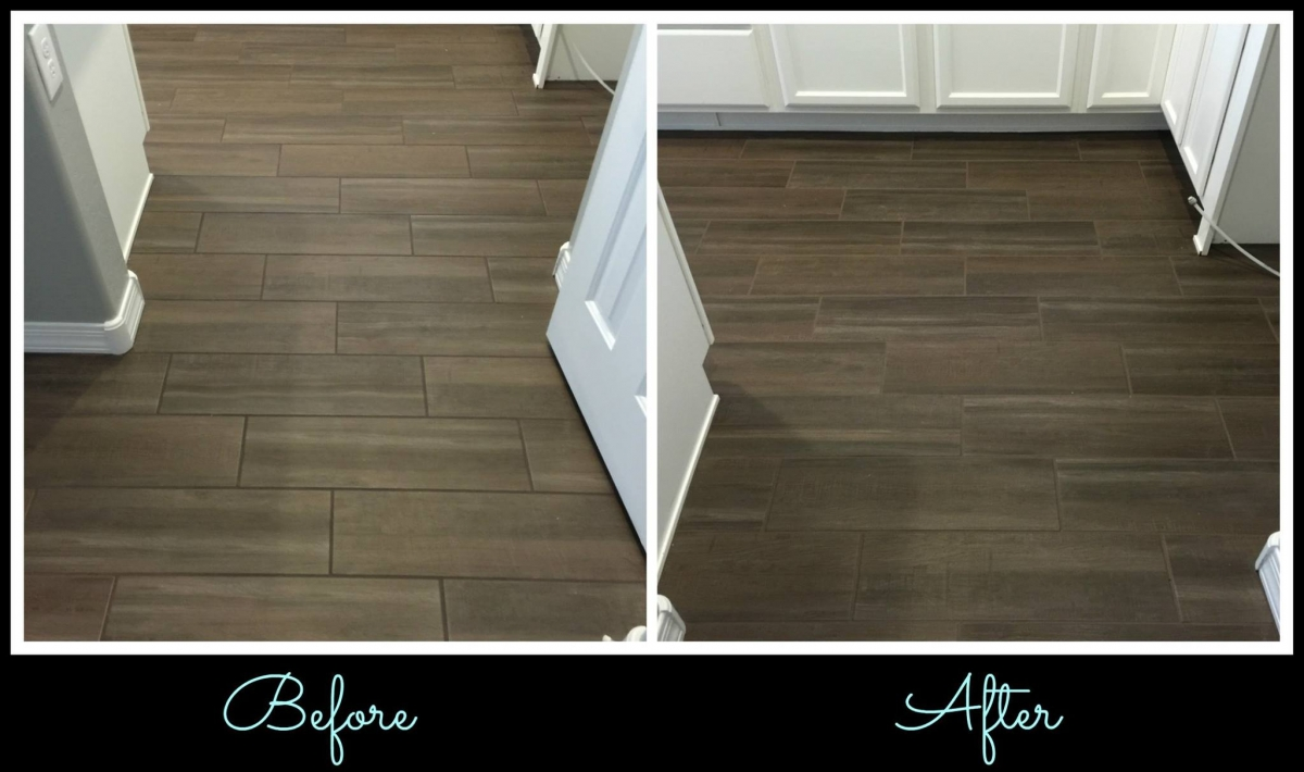 Ceramic tile cleaning gallery pv interiors wood look tile cleaning dailygadgetfo Image collections