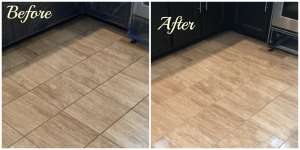 Limestone Cleaning