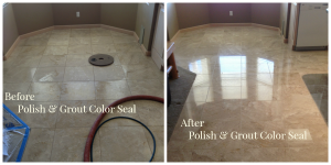 Limestone Polishing