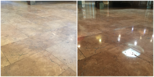 travertine repair