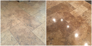 travertine cleaning paradise valley