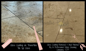 Stone Restoration Tile Cleaning