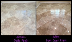 Scottsdale Travertine Polishing  McBroom 2