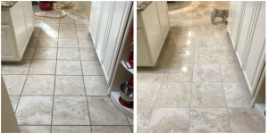 Travertine Polishing & Sealing Levinsky