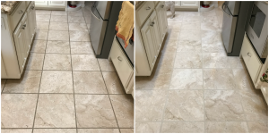 Travertine Cleaning, Polishing & Sealing Levinsky 3