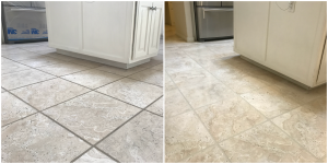 Travertine Cleaning, Polishing & Sealing