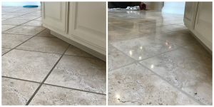 Travertine Cleaning, Polishing & Sealing Levinsky 7