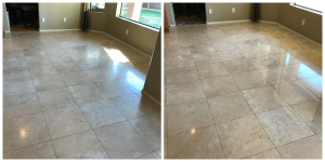 Travertine Cleaning & Polishing Miller 2