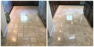 tempe tile cleaning collage lane travertine polishing