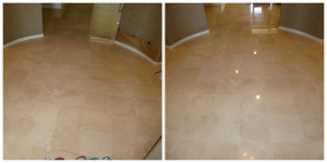 travertine tile cleaning scottsdale